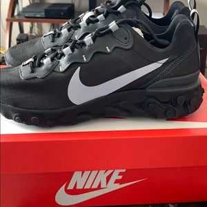Men's Nike react element shoes